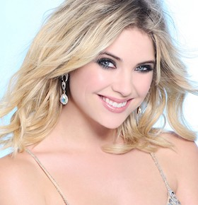 celebrity speaker ashley benson