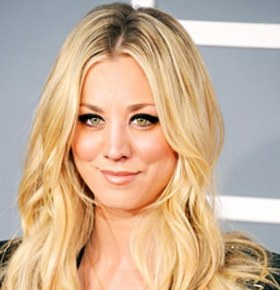 celebrity speaker Kaley Cuoco