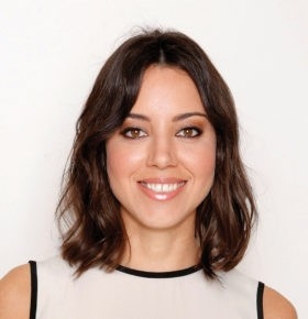 Celebrity Speaker Aubrey Plaza