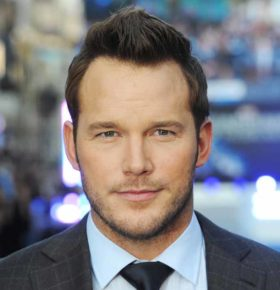 Celebrity Speaker Chris Pratt
