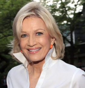 Celebrity Speaker Diane Sawyer