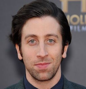 Simon Helberg celebrity speaker