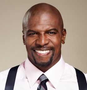 Terry Crews celebrity speaker