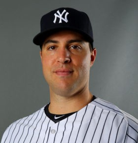 Sports Speaker Mark Teixeira