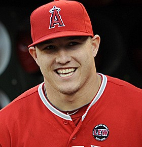 celebrity sports speaker Mike Trout