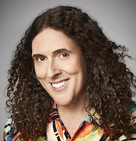 celebrity speaker Weird Al Yankovic