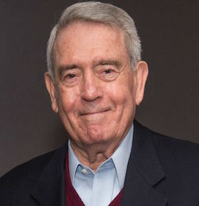 TV Journalist Speaker Dan Rather