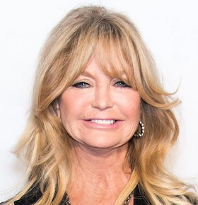 Celebrity Keynote Speaker Goldie Hawn