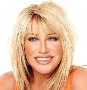 Suzanne Somers celebrity speaker