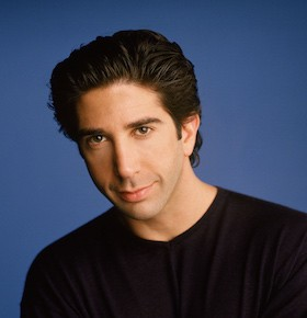 celebrity speaker david schwimmer