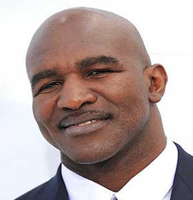 faith -based speaker evander holyfield