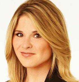 Jenna Bush Hager celebrity speaker