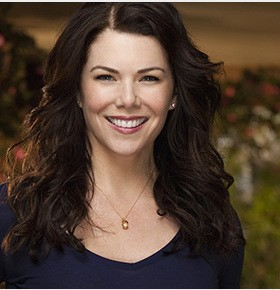 celebrity speaker Lauren Graham