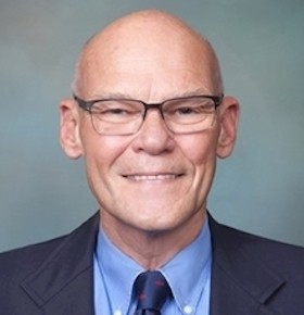 political speakerr james carville
