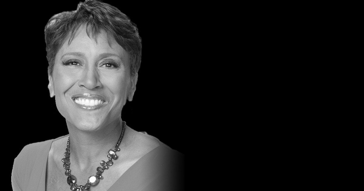 Book or Hire Celebrity Speaker ROBIN ROBERTS Anchor, Good Morning America