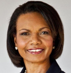 political speaker condoleezza rice
