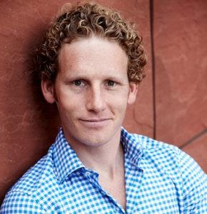 Author Speaker Jonah Berger