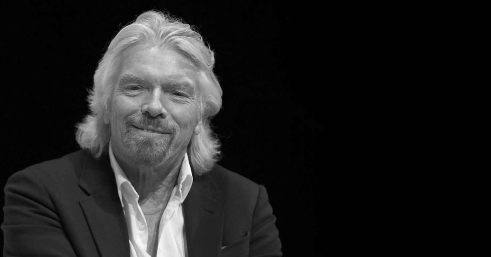 SIR RICHARD BRANSON Founder of Virgin Group