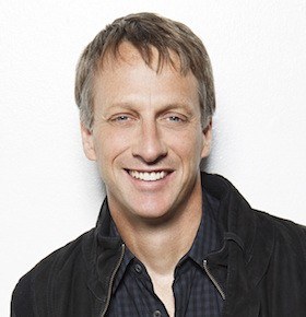 Sports Speaker Tony Hawk