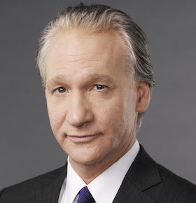 celebrity speaker bill maher