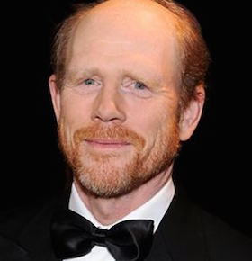 celebrity speaker ron howard