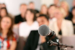 top speakers bureau
