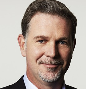 hire reed hastings