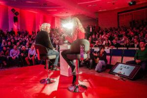 celebrity speaker events
