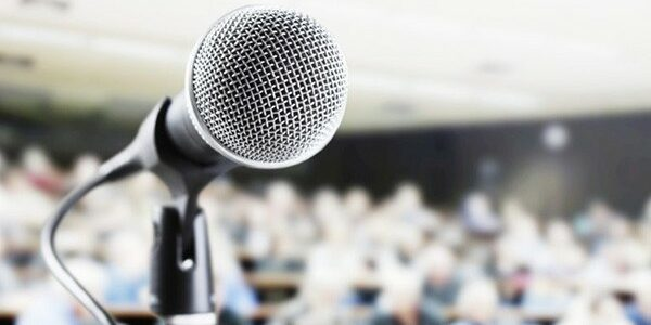 hire speaker for an event