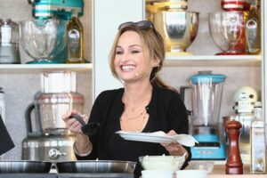 hire celebrity chefs for live demos