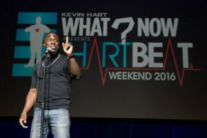 kevin hart's real name
