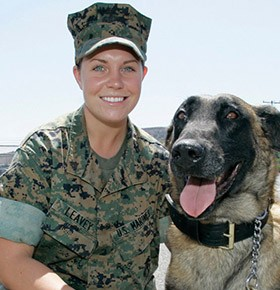 hire megan leavey