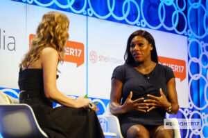 book a celebrity speaker-serene Williams keynote