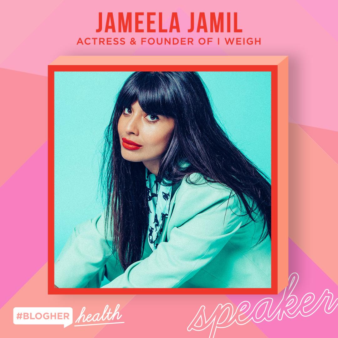 Jameela Jamil (