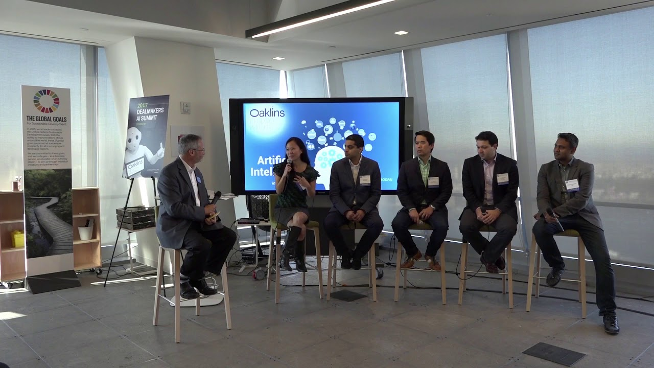 Adelyn Zhou AI Panel