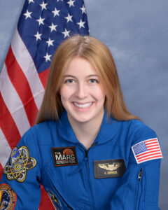 astronaut abby